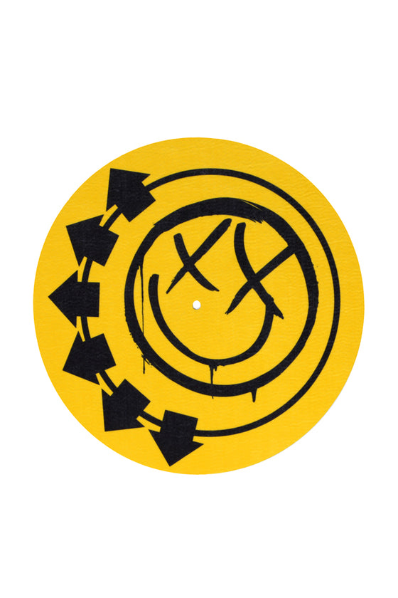 Deluxe Slipmat - Yellow