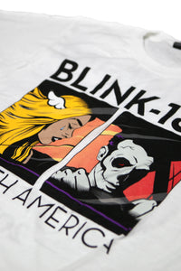 blink182 The Split Tour Tee White