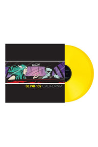 CALIFORNIA Deluxe Pop-Up Edition - Double (Translucent Yellow) Vinyl