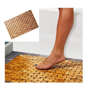 Tapis De Bain Naturel