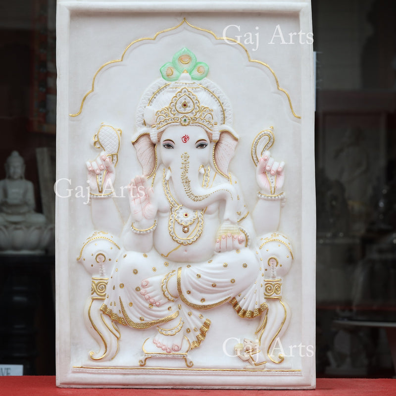 Ganpati on Panel36""