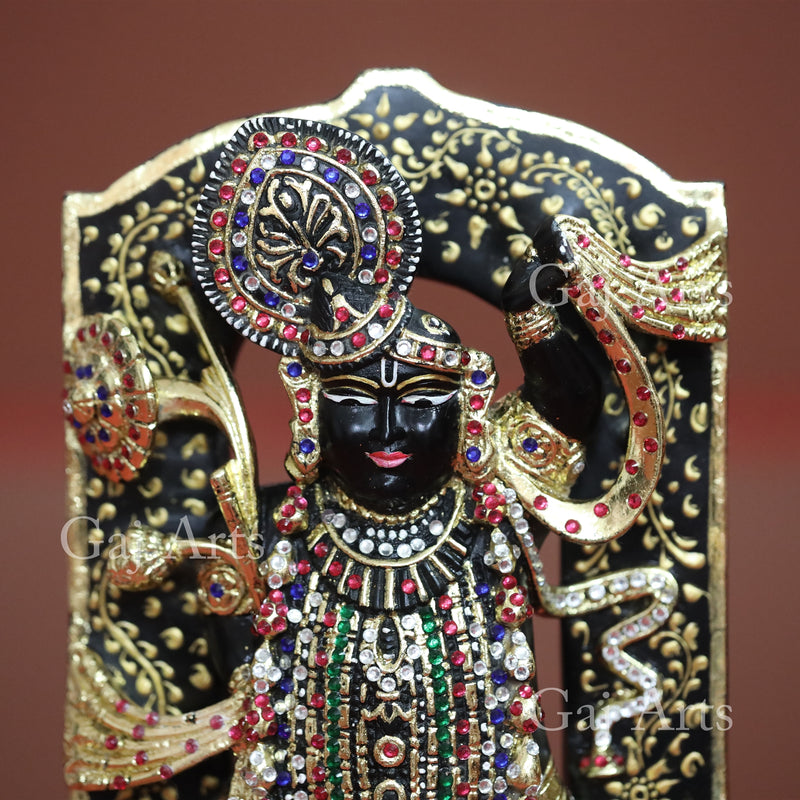 Shrinathji 12""
