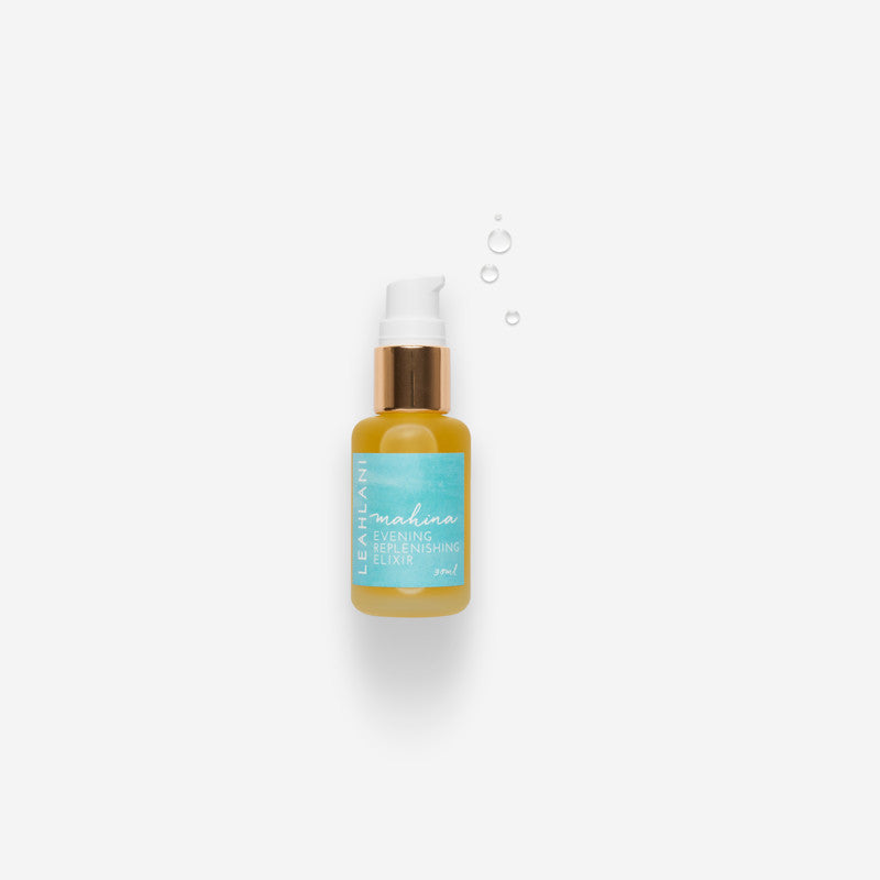 Leahlani Mahina Evening Replenishing Elixir | Seed to Serum