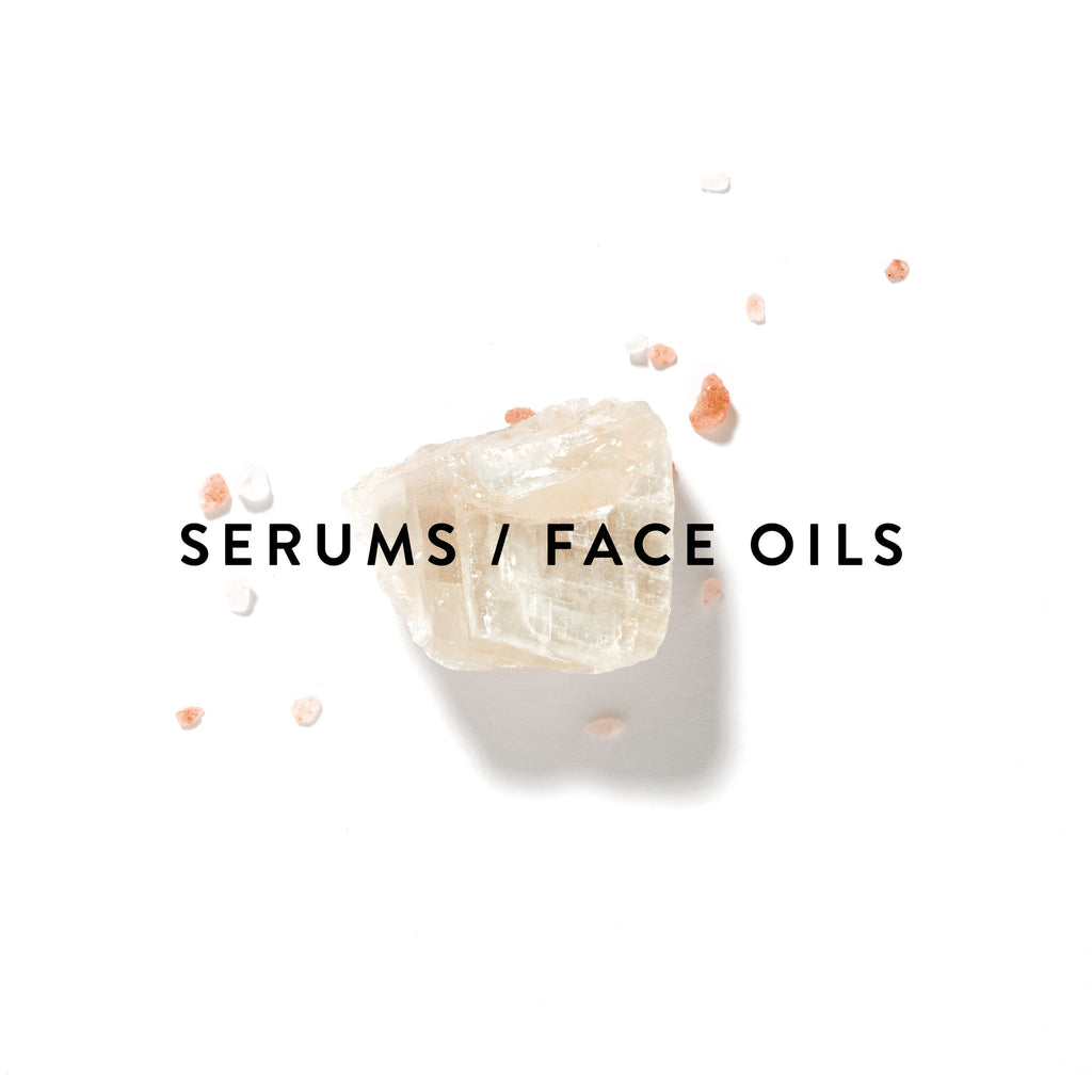 Serums / Face Oils | Seed to Serum