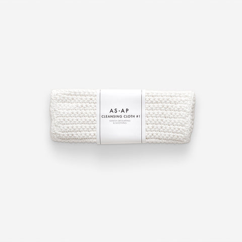 A.S. Apothecary Cleansing Cloth #1 | Seed to Serum