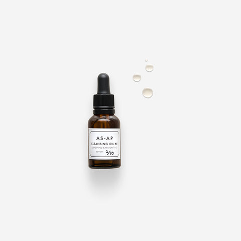 A.S. Apothecary Soothing Cleansing Oil #5 | Seed to Serum