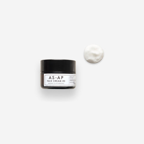 A.S. Apothecary Face Cream #3 (Sensitive + Mature) | Seed to Serum