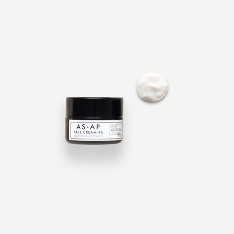 A.S. Apothecary Face Cream #5 (Dry + Damaged) | Seed to Serum