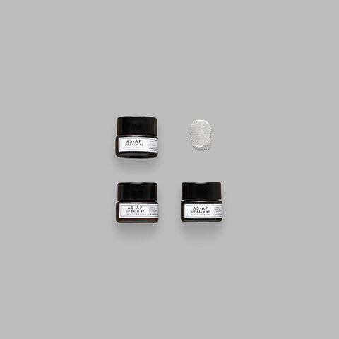 A.S. Apothecary Lip Balms | Seed to Serum
