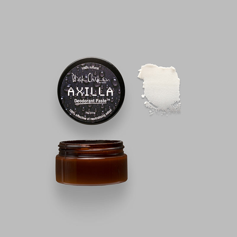 Black Chicken Axilla Deodorant Paste | Seed to Serum
