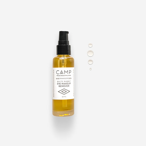 CAMP White Rabbit Eye Makeup Remover | Seed to Serum