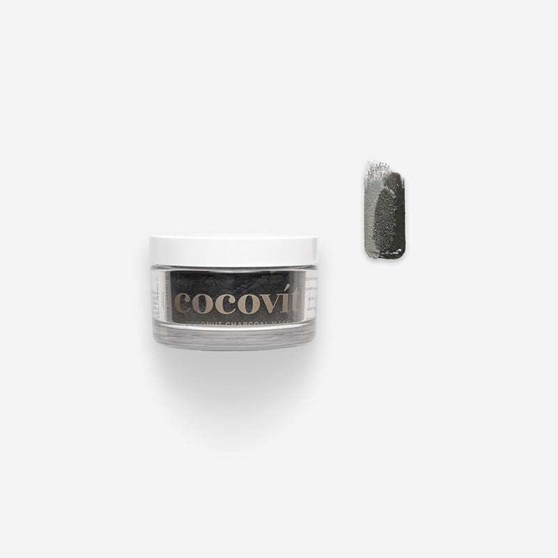 Cocovít Charcoal Face Mask | Seed to Serum