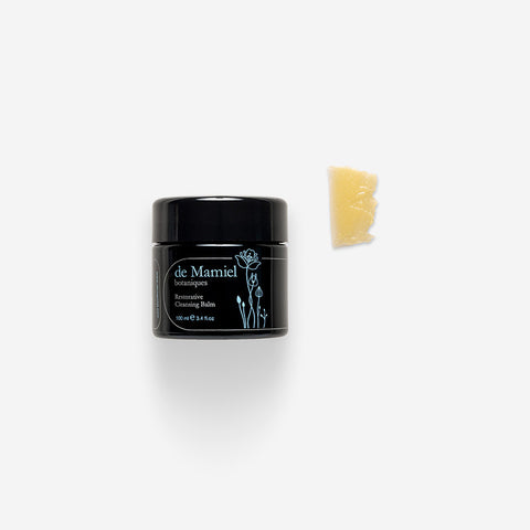 de Mamiel Restorative Cleansing Balm | Seed to Serum