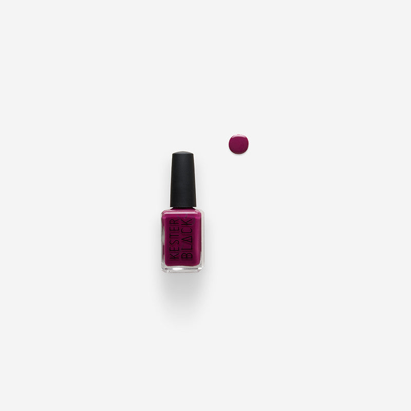 Kester Black Nail Polish - Poppy | Seed to Serum