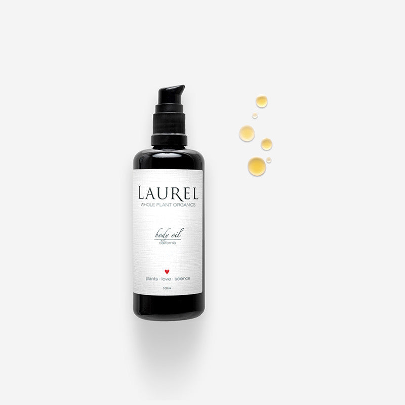 Laurel Body Oil: California | Seed to Serum