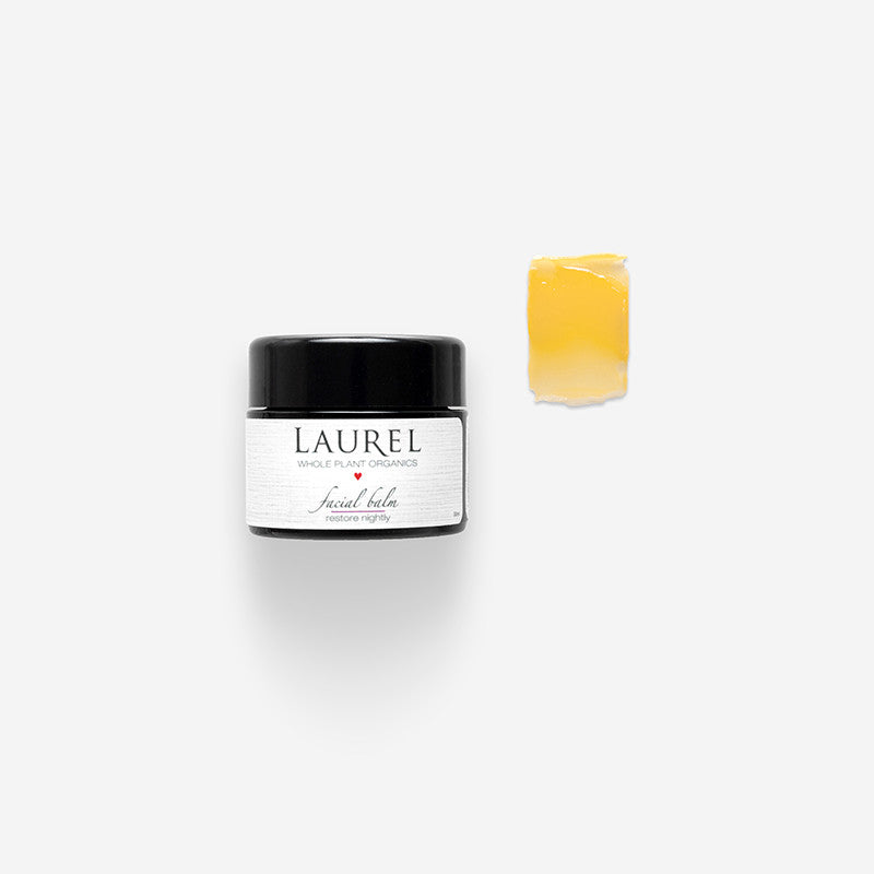 Laurel Facial Balm: Restore Nightly | Seed to Serum