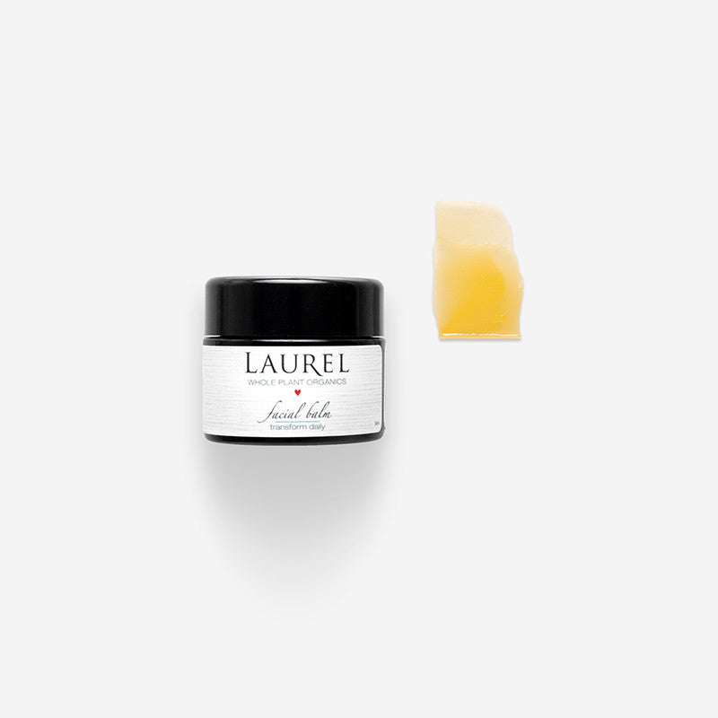Laurel Facial Balm: Transform Daily | Seed to Serum