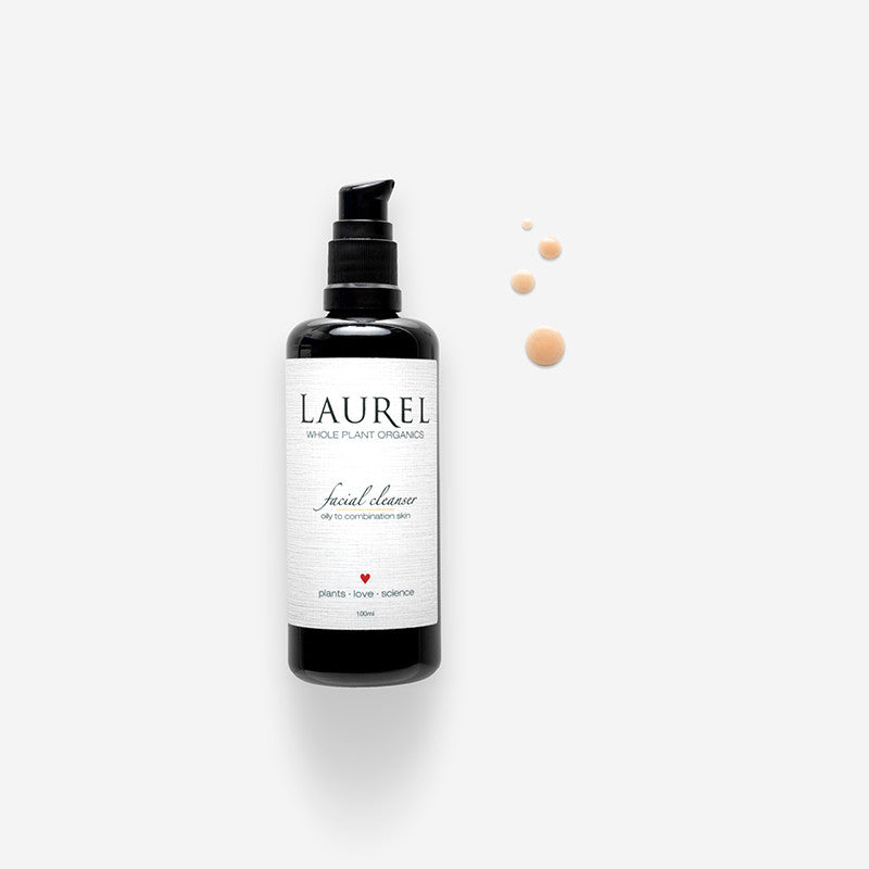 Laurel Facial Cleanser: Oily/Combination | Seed to Serum