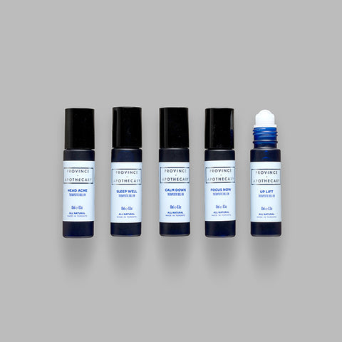 Province Apothecary Therapeutic Roll Ons | Seed to Serum