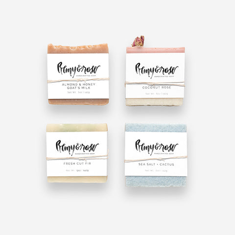 Remy & Rose Body Soaps | Seed to Serum