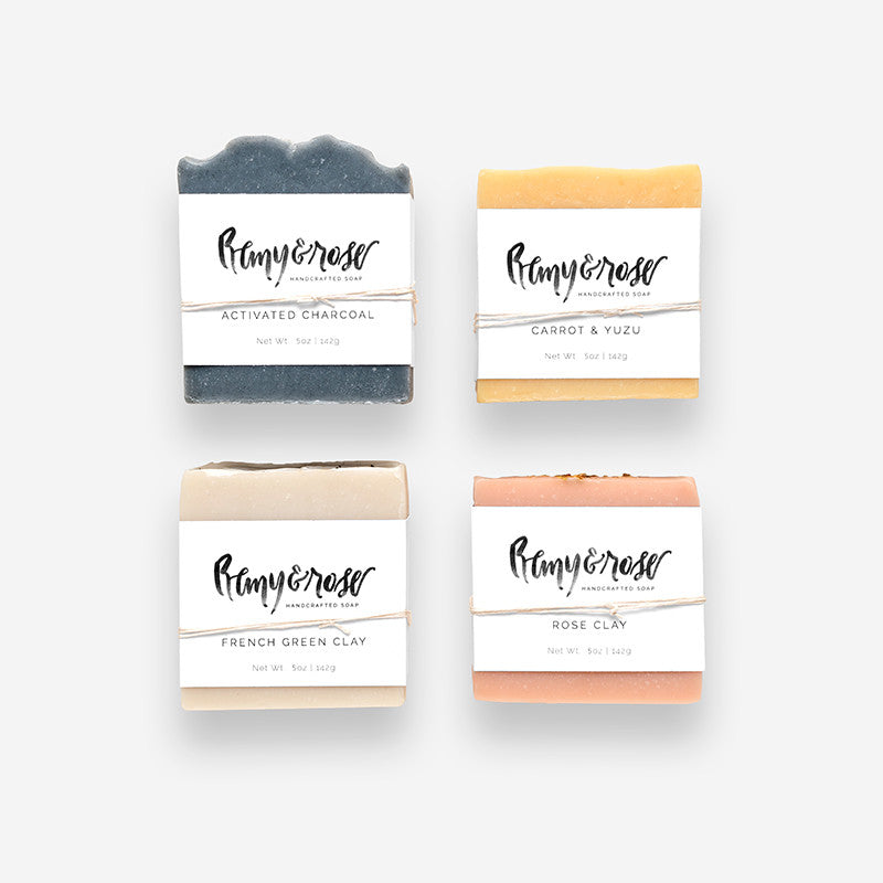 Remy & Rose Complexion Soaps | Seed to Serum