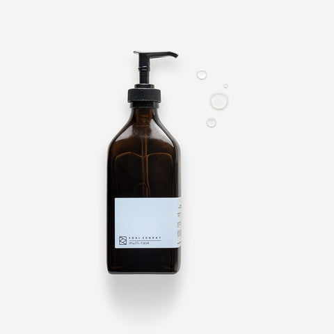 Soul Sunday Multi-Task Body + Shave Oil | Seed to Serum