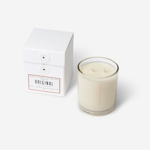 Woodlot Candle - Original | Seed to Serum