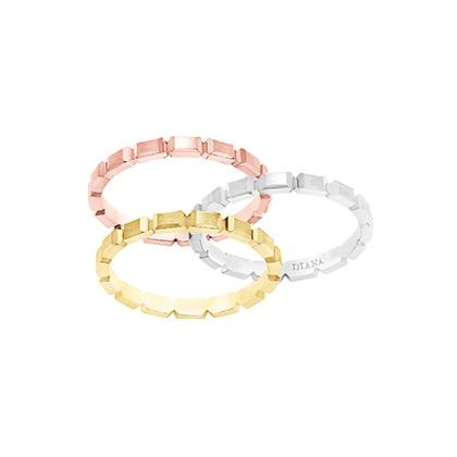 Trio Stack Rings