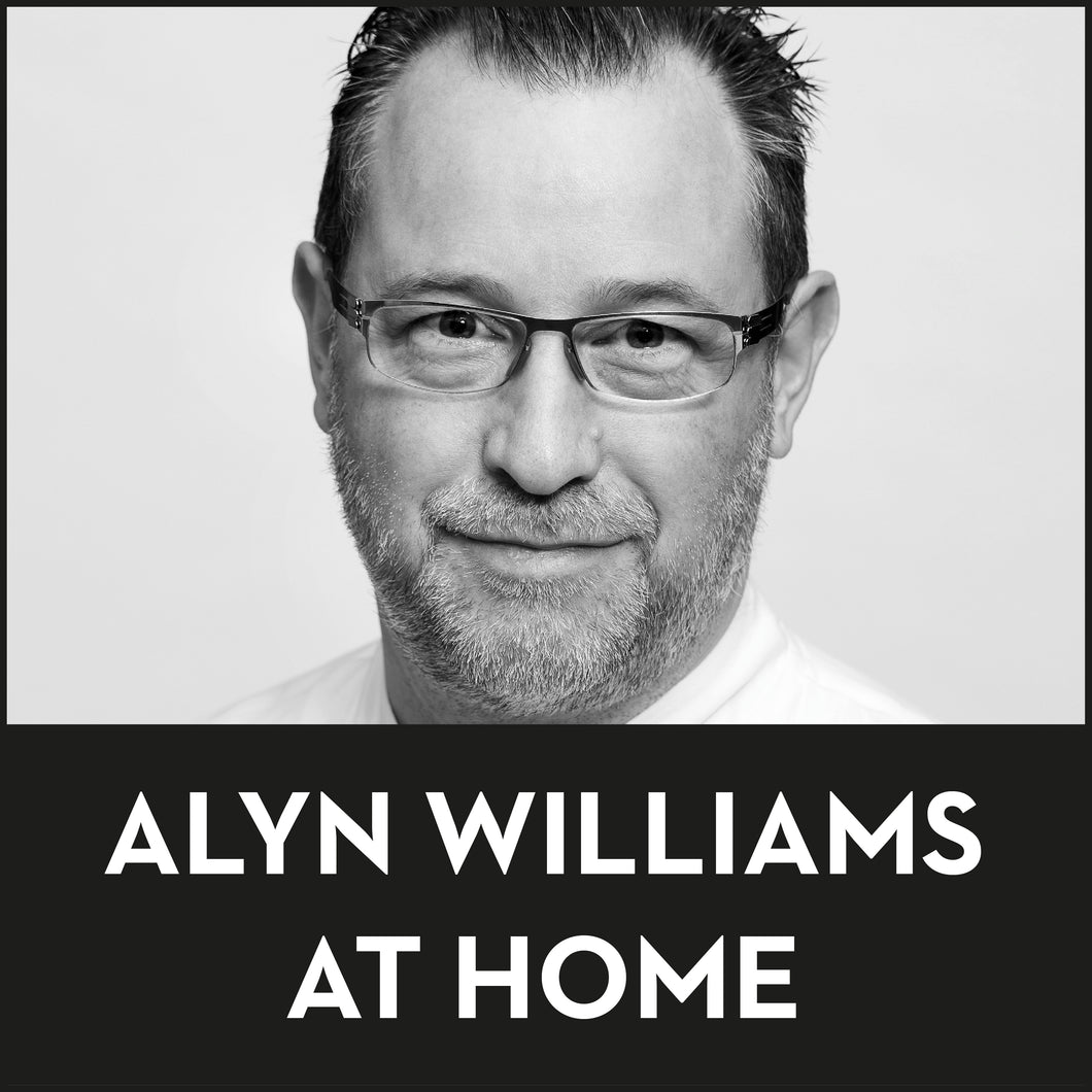 Alyn Williams ~ Alyn Williams at Home (London only)
