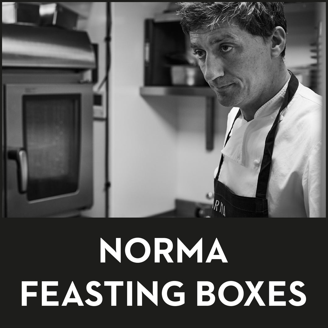 Ben Tish ~ Norma Feasting Boxes (Nationwide)