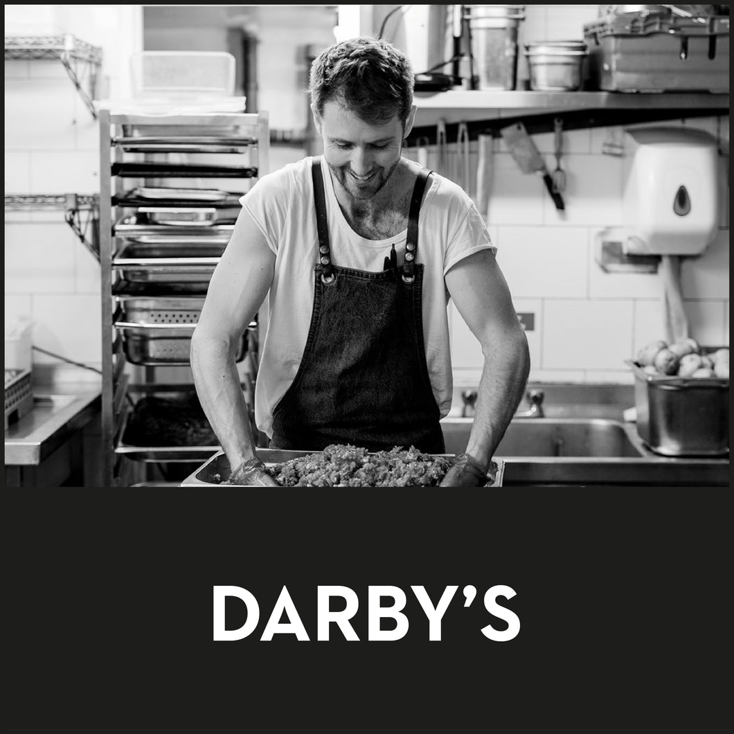 Dean Parker ~ Darby's (London only)