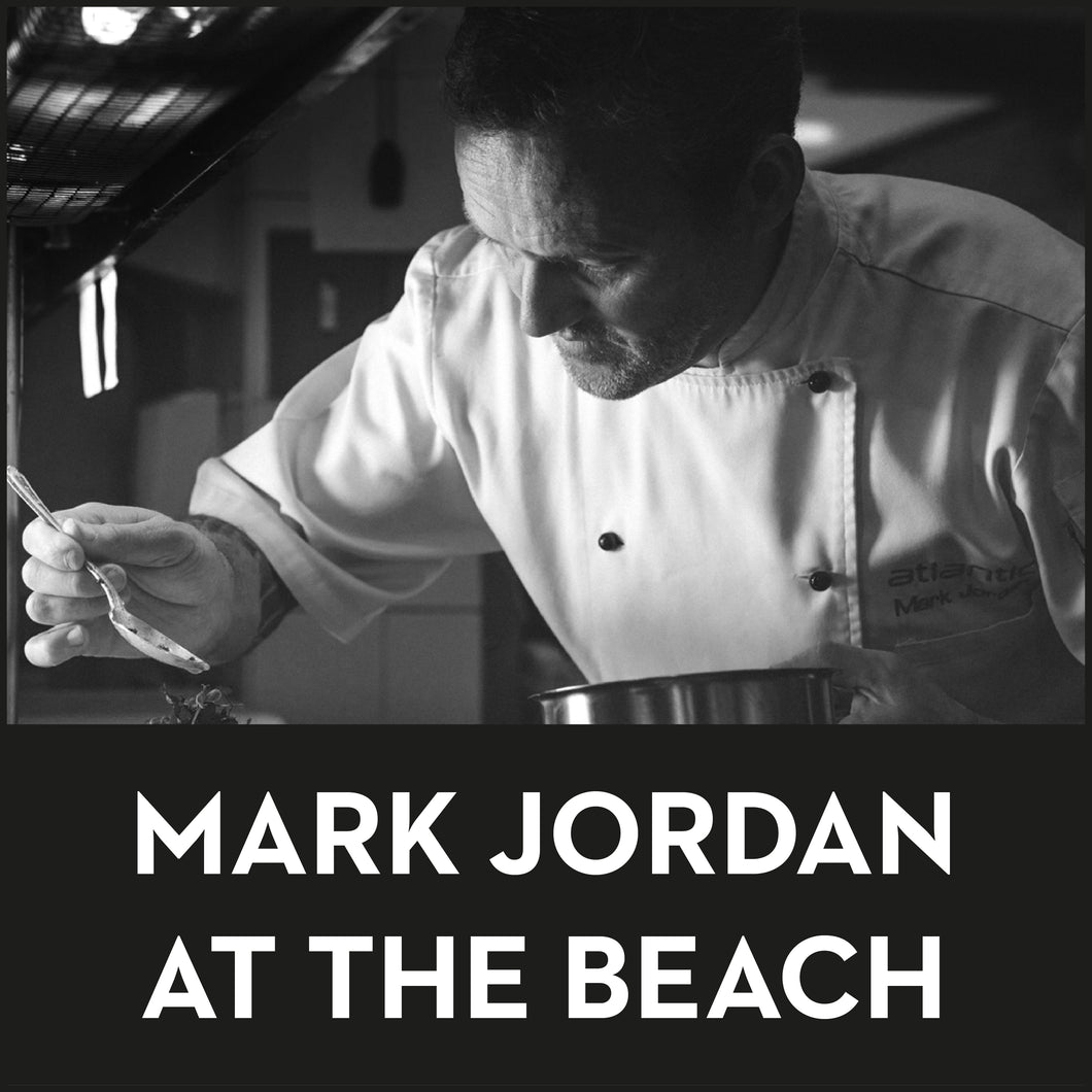 Mark Jordan ~ Mark Jordan at The Beach (Collection only from Jersey)