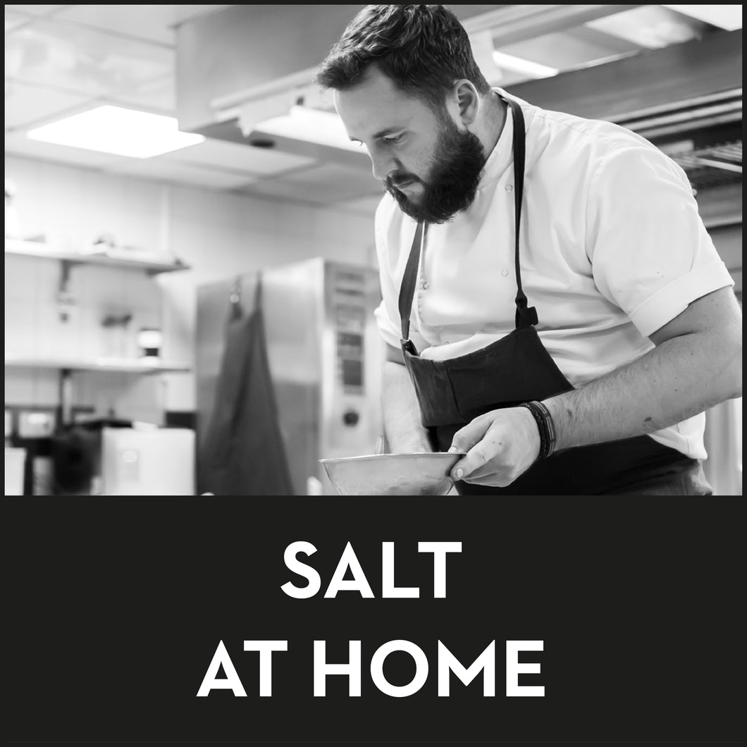 Paul Foster ~ Salt at Home (Collection only from Stratford-upon-Avon)