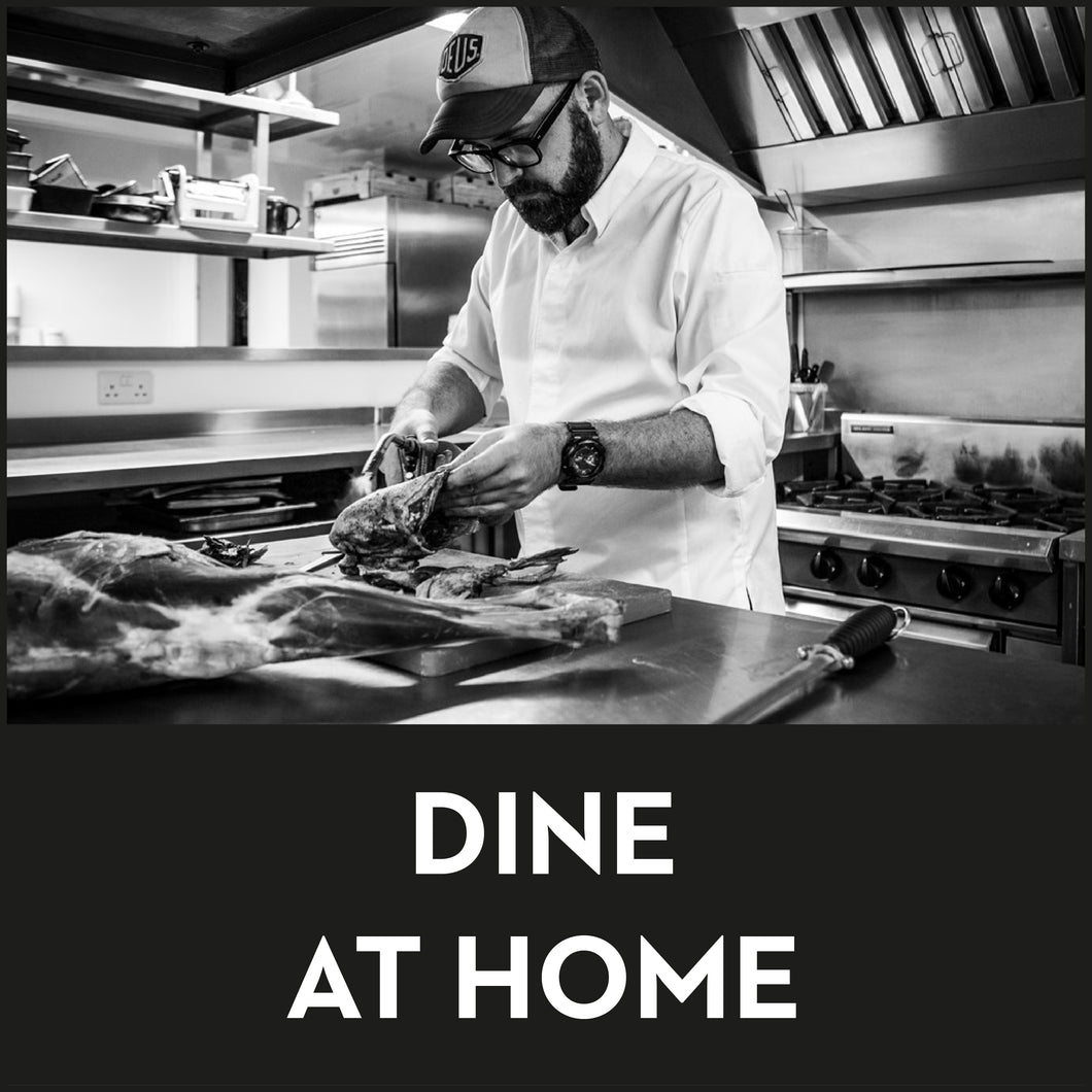 Richard Bainbridge ~ Dine at Home (Collection only from Norwich)