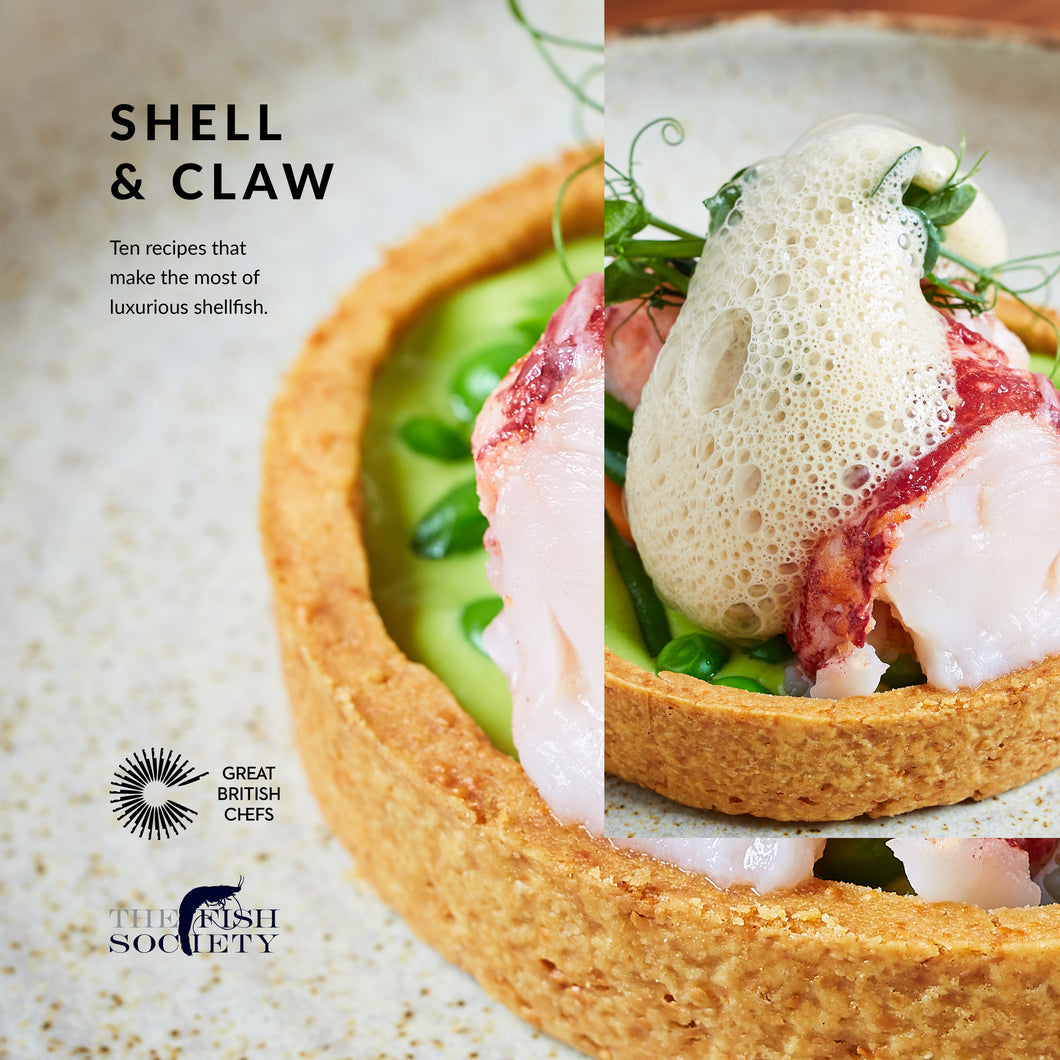 Shell and Claw: ten recipes that make the most of luxurious shellfish (with The Fish Society voucher)
