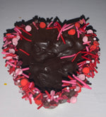 Load image into Gallery viewer, Chocolate Heart Shaped Bowls