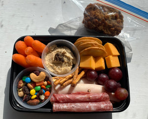 Lunch Snack Box