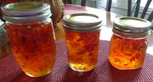 Tequila Hot Pepper Jelly
