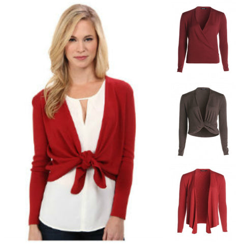 NIC+ZOE 4 Way Fall Cardigan