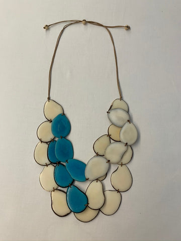 Tagua Organic Fair Trade Necklace