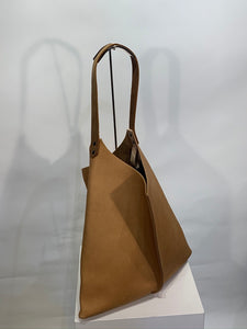 Amazing Handmade Leather Hobo Handbag Made in San Francisco