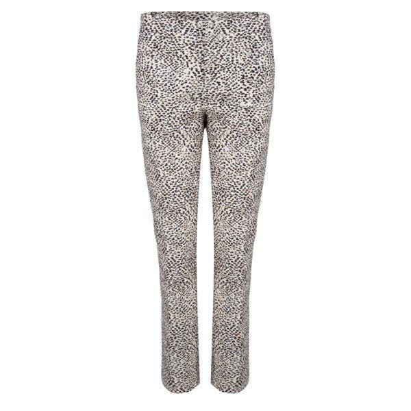 Esqualo Amsterdam Animal Print Pant