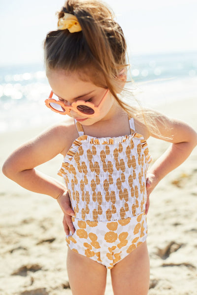 Posey Smocked One Piece