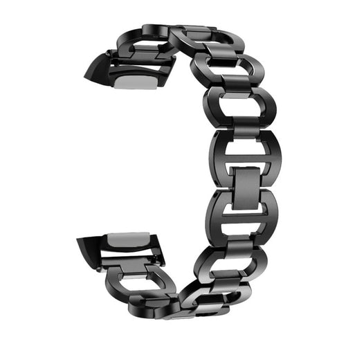 Fshion Stainless Chain Bracelet Smart Watch Band