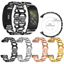 Load image into Gallery viewer, Fshion Stainless Chain Bracelet Smart Watch Band