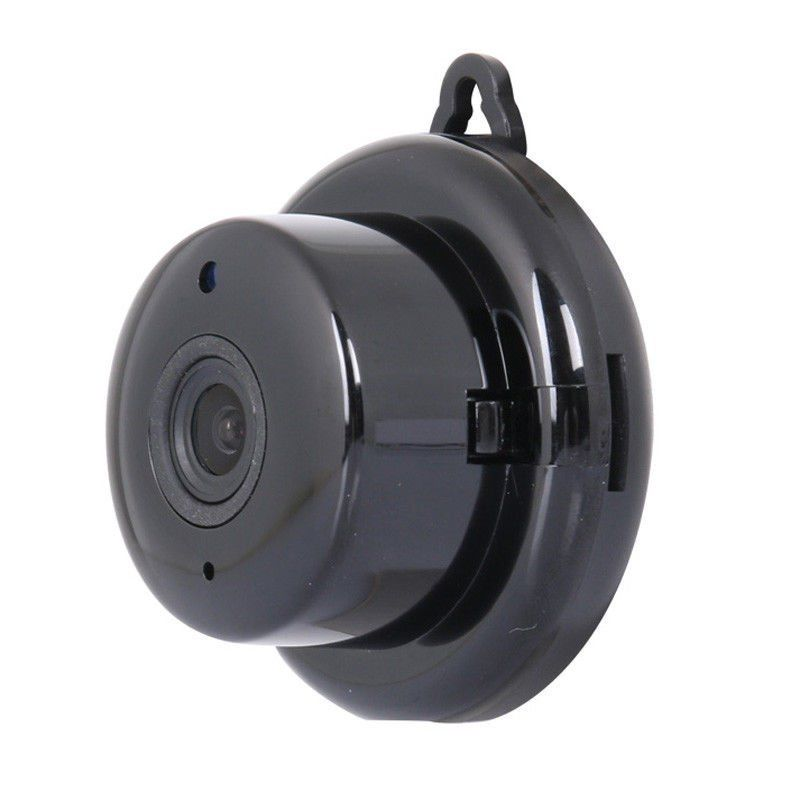 HD 1080P Mini WIFI Hidden Wireless IP Camera
