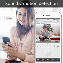 Load image into Gallery viewer, HD 1080P Mini WIFI Hidden Wireless IP Camera