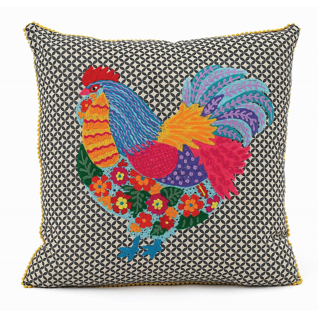Hen Couture Pillow 18