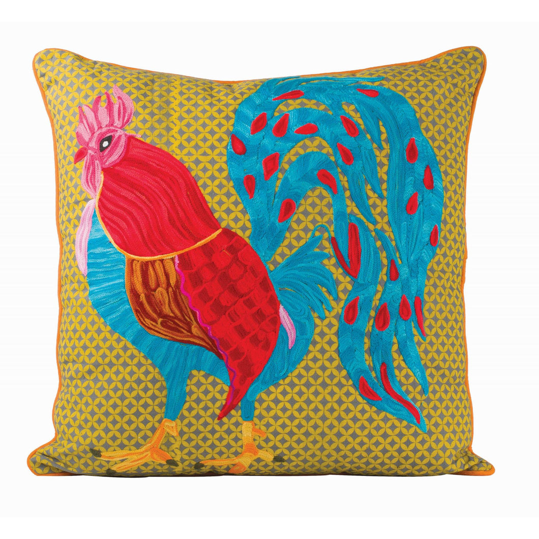 Rooster Cushion 20