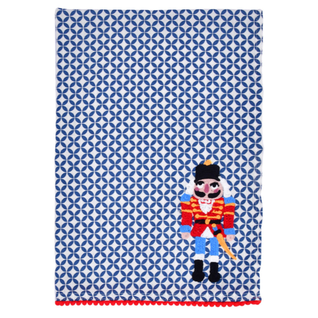 Nutcracker Tea Towel 19